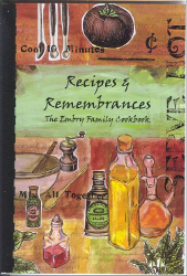 front cover of Recipes & Remembrances: The Embry Family Cookbook